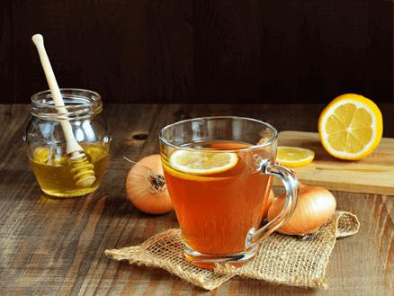 zwiebelsaft mit honig gegen reizhusten
